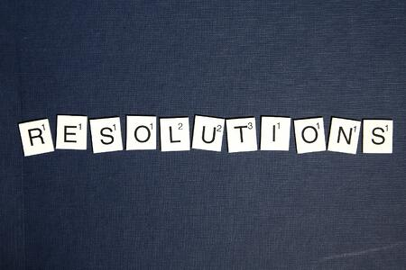 resolutions budget new year