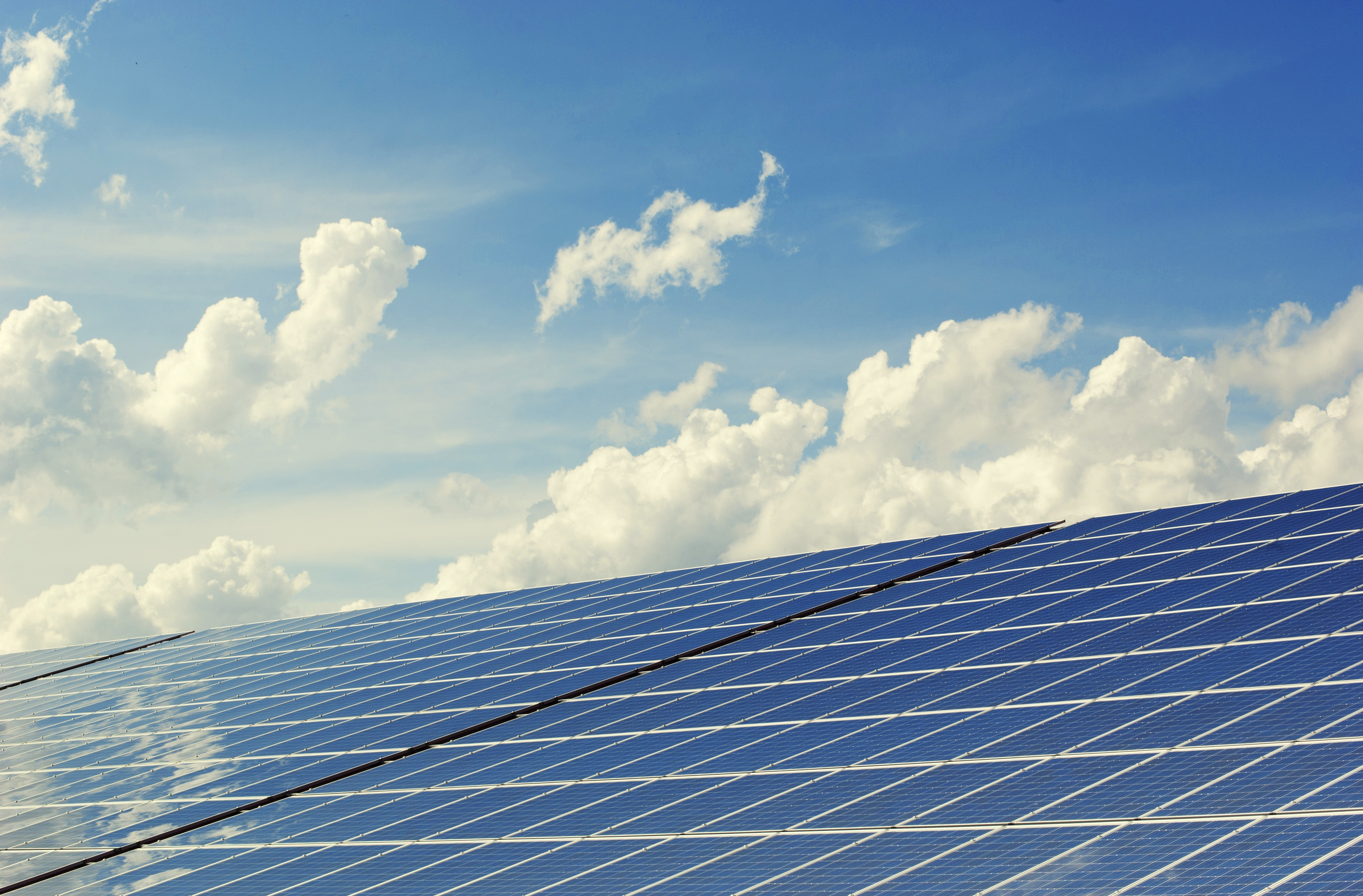 solar panels eco