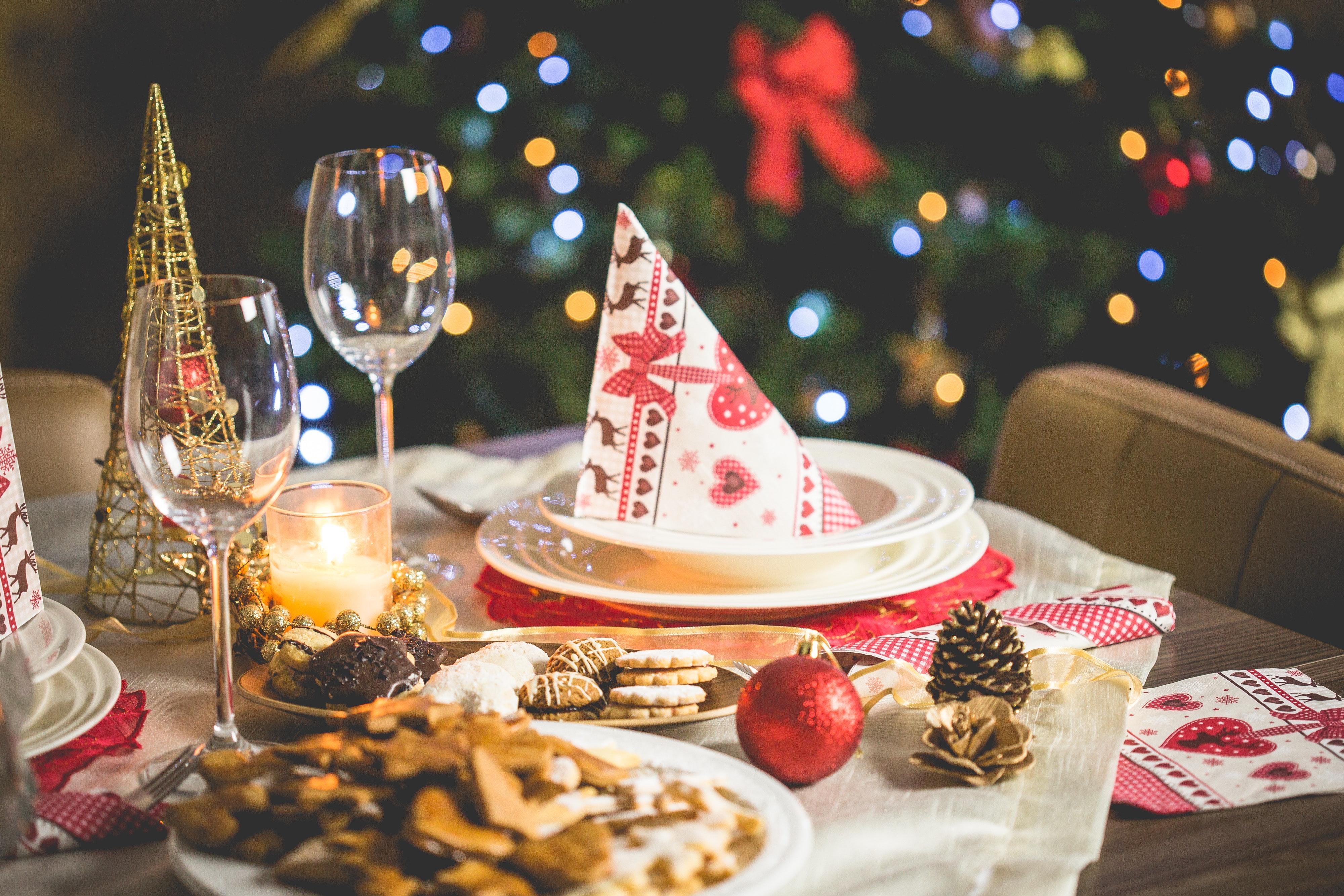 christmas dinner affordable