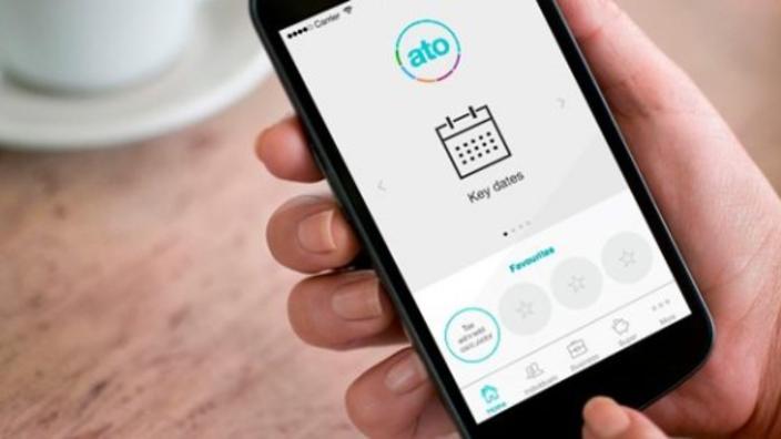 ato app Australian tax office app